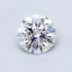 Recommended Stone #4: 0.81-Carat Round Cut Diamond