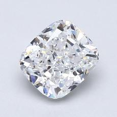 Recommended Stone #2: 1.31-Carat Cushion Cut