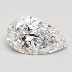 Recommended Stone #1: 1.03-Carat Pear Cut Diamond