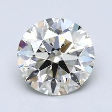 Recommended Stone #2: 1.30-Carat Round Cut Diamond