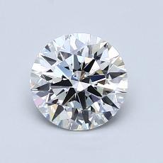 1,03 Carat Rond Diamond Idéale Astor G VS2