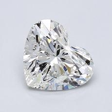 Recommended Stone #3: 1.21-Carat Heart Cut Diamond