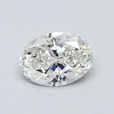 Recommended Stone #2: 0.72-Carat Oval Cut Diamond