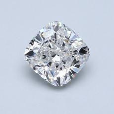 Recommended Stone #3: 0,91-Carat Cushion Cut Diamond