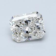 Recommended Stone #4: 0,99-Carat Radiant Cut Diamond