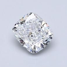 Recommended Stone #2: 0,96-Carat Cushion Cut Diamond
