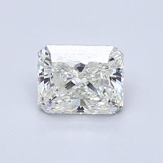 Recommended Stone #3: 0.80-Carat Radiant Cut Diamond