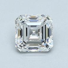 Recommended Stone #3: 1.10-Carat Asscher Cut Diamond