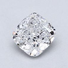 推薦鑽石 #4: 1.00 克拉墊形切割