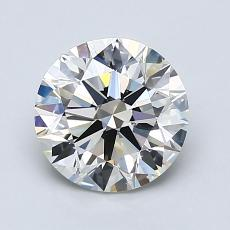 Recommended Stone #2: 1.41-Carat Round Cut