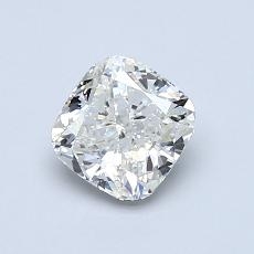Recommended Stone #4: 0.90-Carat Cushion Cut