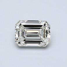 Recommended Stone #1: 0,59-Carat Emerald Cut Diamond
