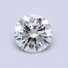 Recommended Stone #2: 0.87-Carat Round Cut Diamond