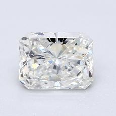 2,01-Carat Radiant Diamond Very Good G VS1