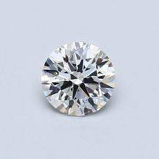 Target Stone: 0.50-Carat Round Cut Diamond