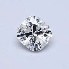 0,71 Carat Coussin Diamond Idéale Astor G VVS1