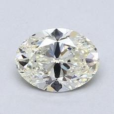 Recommended Stone #3: 1.07-Carat Oval Cut Diamond