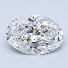 Recommended Stone #1: 1.51-Carat Oval Cut Diamond