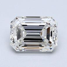 2.01 Carat 绿宝石 Diamond 非常好 H VVS2