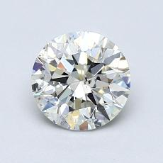 Recommended Stone #4: 0.90-Carat Round Cut Diamond