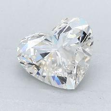 Recommended Stone #4: 1.65-Carat Heart Cut Diamond