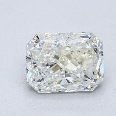 Recommended Stone #2: 1.20-Carat Radiant Cut Diamond