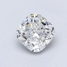 Recommended Stone #3: 1,00-Carat Cushion Cut Diamond