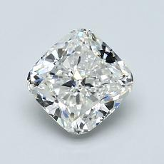 1,20-Carat Cushion Diamond Very Good H VS1