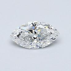 Recommended Stone #2: 0.50-Carat Marquise Cut