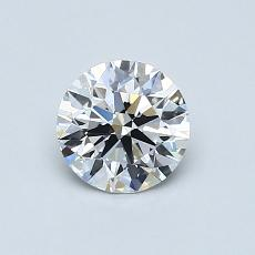 Recommended Stone #3: 0.70-Carat Round Cut