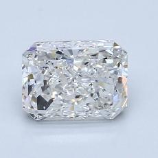 1.51 Carat 雷地恩明亮式 Diamond 非常好 G SI1