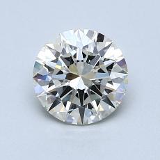 1.00 Carat 圓形 Diamond 理想 I VVS2