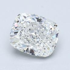 Recommended Stone #3: 1.30-Carat Cushion Cut