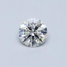 Recommended Stone #2: 0,31-Carat Round Cut Diamond