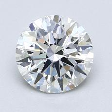 Recommended Stone #2: 1,02-Carat Round Cut Diamond
