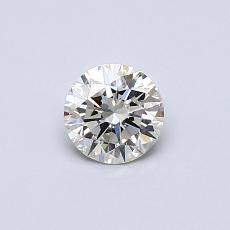Recommended Stone #3: 0.42-Carat Round Cut Diamond