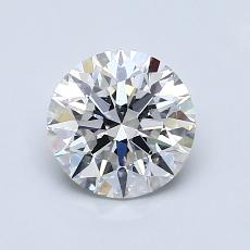 Recommended Stone #1: 1.05-Carat Round Cut Diamond