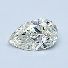 Recommended Stone #1: 0.72-Carat Pear Cut Diamond