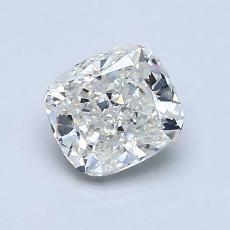 1.06-Carat Cushion Diamond Very Good H VS2