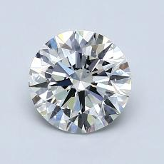 Recommended Stone #3: 1,21-Carat Round Cut