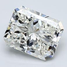 Pierre recommandée n°2: Diamant taille radiant 2,50 carats