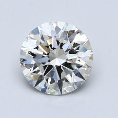 1,22-Carat Round Diamond Ideal I VS1