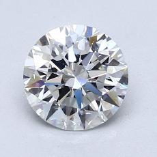 1.51 Carat 圆形 Diamond 理想 G VS1