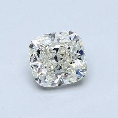Recommended Stone #3: 0.63-Carat Cushion Cut Diamond
