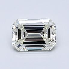 Recommended Stone #4: 1.01-Carat Emerald Cut Diamond