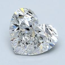 Recommended Stone #3: 2.02-Carat Heart Shaped