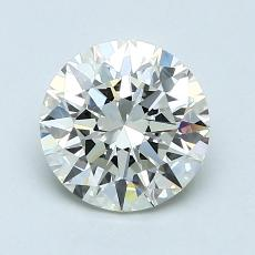 Recommended Stone #4: 1,20-Carat Round Cut