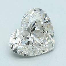 Recommended Stone #4: 2.01-Carat Heart Cut Diamond