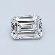 Recommended Stone #3: 0.92-Carat Emerald Cut