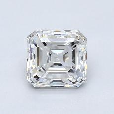 推薦鑽石 #3: 0.92 Carat Asscher Cut